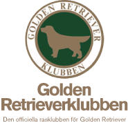 Golden Retriever Klubben banner